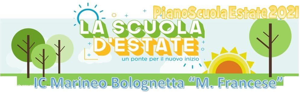 PianoScuolaEstate 2021  IcMarineoBolognetta